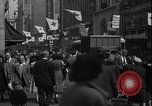 Image of South Broadway shopping Los Angeles Los Angeles California USA, 1950, second 4 stock footage video 65675041962