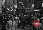 Image of South Broadway shopping Los Angeles Los Angeles California USA, 1950, second 8 stock footage video 65675041962