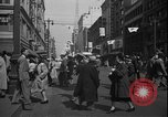 Image of South Broadway shopping Los Angeles Los Angeles California USA, 1950, second 13 stock footage video 65675041962