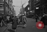 Image of South Broadway shopping Los Angeles Los Angeles California USA, 1950, second 15 stock footage video 65675041962