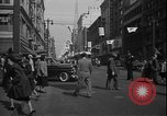 Image of South Broadway shopping Los Angeles Los Angeles California USA, 1950, second 16 stock footage video 65675041962