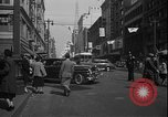 Image of South Broadway shopping Los Angeles Los Angeles California USA, 1950, second 17 stock footage video 65675041962