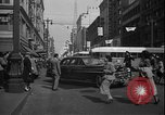 Image of South Broadway shopping Los Angeles Los Angeles California USA, 1950, second 19 stock footage video 65675041962