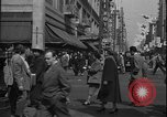 Image of South Broadway shopping Los Angeles Los Angeles California USA, 1950, second 20 stock footage video 65675041962