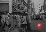 Image of South Broadway shopping Los Angeles Los Angeles California USA, 1950, second 22 stock footage video 65675041962