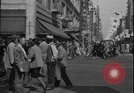Image of South Broadway shopping Los Angeles Los Angeles California USA, 1950, second 23 stock footage video 65675041962