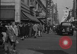 Image of South Broadway shopping Los Angeles Los Angeles California USA, 1950, second 28 stock footage video 65675041962