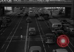 Image of South Broadway shopping Los Angeles Los Angeles California USA, 1950, second 50 stock footage video 65675041962