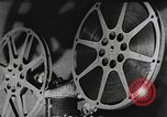 Image of how motion picture projectors, cameras, and optical sound works United States USA, 1939, second 3 stock footage video 65675041965