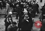 Image of Golden Wedding Party Marysville California USA, 1930, second 17 stock footage video 65675041969