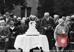Image of Golden Wedding Party Marysville California USA, 1930, second 19 stock footage video 65675041969