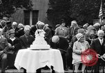 Image of Golden Wedding Party Marysville California USA, 1930, second 20 stock footage video 65675041969