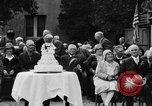 Image of Golden Wedding Party Marysville California USA, 1930, second 22 stock footage video 65675041969