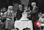 Image of Golden Wedding Party Marysville California USA, 1930, second 51 stock footage video 65675041969