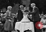 Image of Golden Wedding Party Marysville California USA, 1930, second 52 stock footage video 65675041969