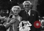 Image of Golden Wedding Party Marysville California USA, 1930, second 58 stock footage video 65675041969