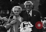 Image of Golden Wedding Party Marysville California USA, 1930, second 59 stock footage video 65675041969