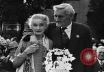 Image of Golden Wedding Party Marysville California USA, 1930, second 60 stock footage video 65675041969