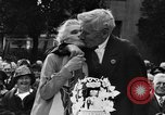 Image of Golden Wedding Party Marysville California USA, 1930, second 61 stock footage video 65675041969