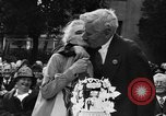Image of Golden Wedding Party Marysville California USA, 1930, second 62 stock footage video 65675041969