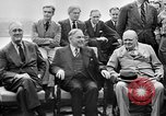 Image of President Franklin Roosevelt Quebec Canada, 1944, second 8 stock footage video 65675041991