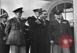 Image of President Franklin Roosevelt Quebec Canada, 1944, second 33 stock footage video 65675041991