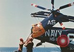 Image of Rescue mission North Vietnam, 1968, second 46 stock footage video 65675042013