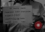 Image of air indoctrination Eglin Air Force Base Okaloosa County Florida USA, 1952, second 42 stock footage video 65675042020