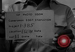 Image of air indoctrination Eglin Air Force Base Okaloosa County Florida USA, 1952, second 43 stock footage video 65675042020