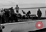 Image of PT-10 rescue boats Eglin Air Force Base Okaloosa County Florida USA, 1952, second 57 stock footage video 65675042021