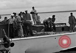 Image of PT-10 rescue boats Eglin Air Force Base Okaloosa County Florida USA, 1952, second 59 stock footage video 65675042021