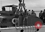 Image of PT-10 rescue boats Eglin Air Force Base Okaloosa County Florida USA, 1952, second 60 stock footage video 65675042021