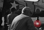 Image of USAF Search and Rescue Team prepares to depart Nice France, 1954, second 59 stock footage video 65675042027