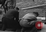 Image of Search for crashed USAF C-47 aircraft San Giacomo di Entracque Italy, 1954, second 38 stock footage video 65675042032