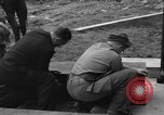 Image of Search for crashed USAF C-47 aircraft San Giacomo di Entracque Italy, 1954, second 41 stock footage video 65675042032