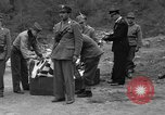Image of Search for crashed USAF C-47 aircraft San Giacomo di Entracque Italy, 1954, second 47 stock footage video 65675042032