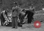 Image of Search for crashed USAF C-47 aircraft San Giacomo di Entracque Italy, 1954, second 49 stock footage video 65675042032
