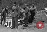 Image of Search for crashed USAF C-47 aircraft San Giacomo di Entracque Italy, 1954, second 52 stock footage video 65675042032