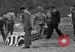 Image of Search for crashed USAF C-47 aircraft San Giacomo di Entracque Italy, 1954, second 54 stock footage video 65675042032