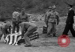 Image of Search for crashed USAF C-47 aircraft San Giacomo di Entracque Italy, 1954, second 55 stock footage video 65675042032
