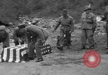 Image of Search for crashed USAF C-47 aircraft San Giacomo di Entracque Italy, 1954, second 58 stock footage video 65675042032