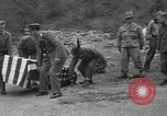 Image of Search for crashed USAF C-47 aircraft San Giacomo di Entracque Italy, 1954, second 59 stock footage video 65675042032