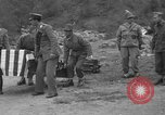 Image of Search for crashed USAF C-47 aircraft San Giacomo di Entracque Italy, 1954, second 61 stock footage video 65675042032