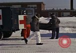 Image of Rescue of B-52 crash survivors Bangor Maine USA, 1963, second 53 stock footage video 65675042037