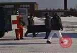 Image of Rescue of B-52 crash survivors Bangor Maine USA, 1963, second 54 stock footage video 65675042037