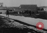 Image of man attempts to fly bicycle with wings France, 1912, second 7 stock footage video 65675042052