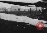 Image of man attempts to fly bicycle with wings France, 1912, second 13 stock footage video 65675042052