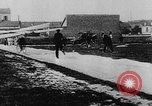 Image of man attempts to fly bicycle with wings France, 1912, second 19 stock footage video 65675042052