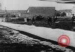 Image of man attempts to fly bicycle with wings France, 1912, second 26 stock footage video 65675042052
