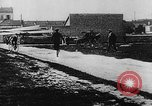 Image of man attempts to fly bicycle with wings France, 1912, second 30 stock footage video 65675042052